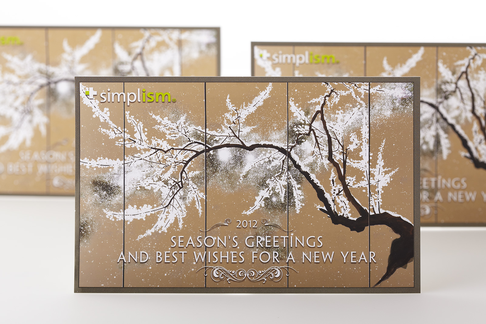 Seasonal Greeting Card